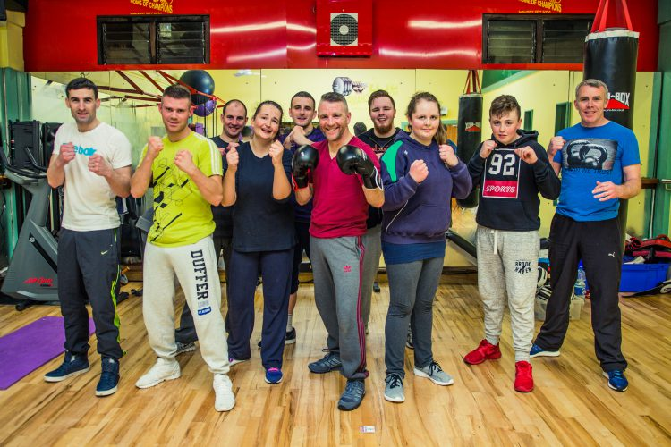 Galway City Gym Boxing